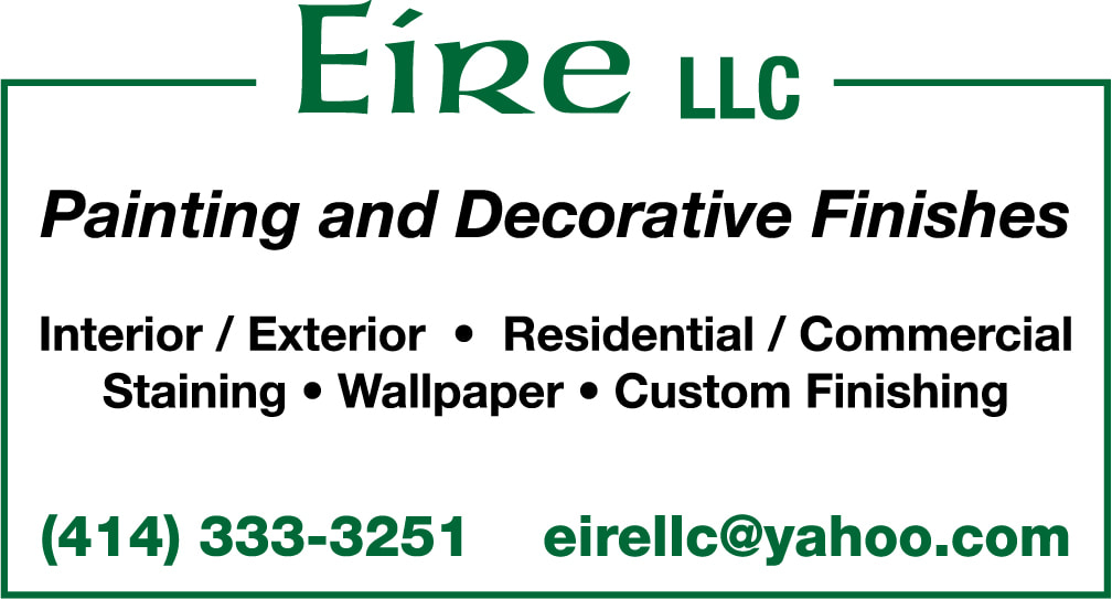 EIRE LLC PAINTING AND DECORATIVE FINISHES   Residential And Commercial  Painting Contractors   Interior And Exterior Painters   Milwaukee Painters